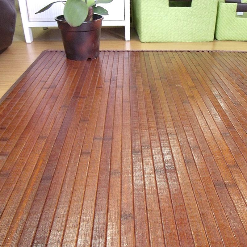 Las alfombras de bamb tambi n cuadradas blog de - Alfombras de bambu baratas ...