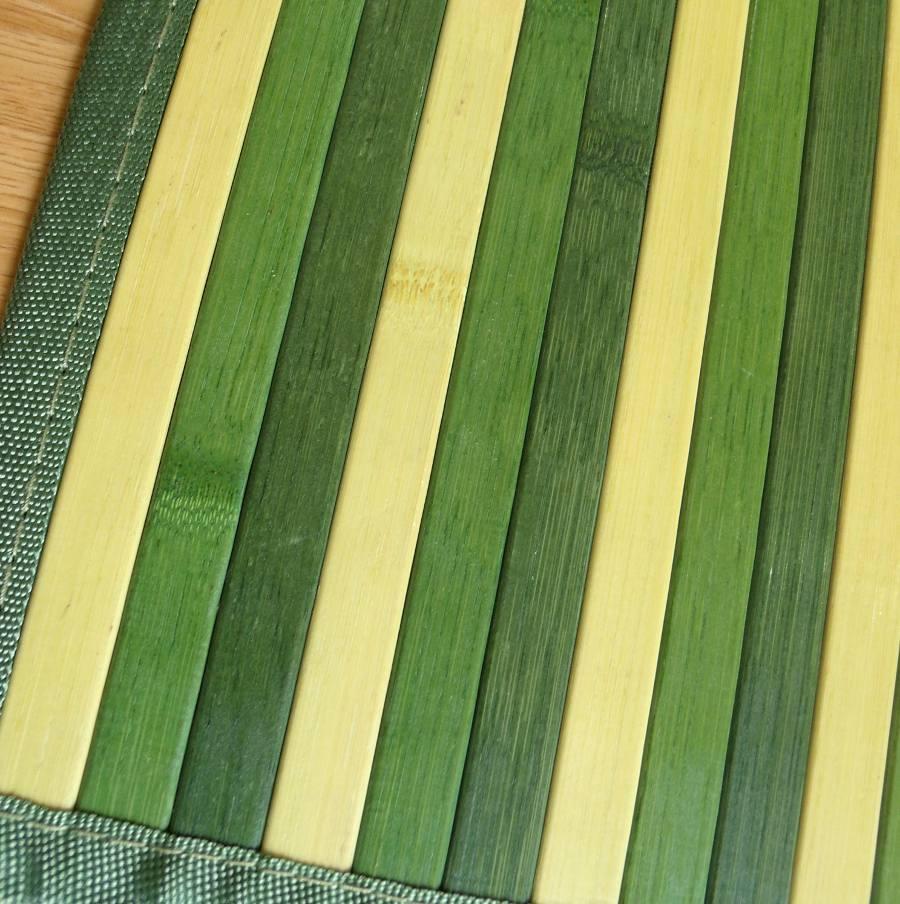 Ya est n aqu las nuevas alfombras de bamb multicolor blog de latiendawapa - Alfombra de bambu ...
