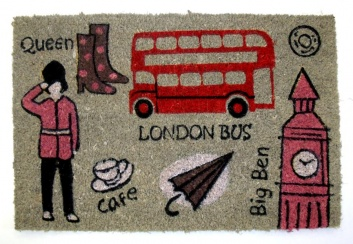 Felpudo Londres