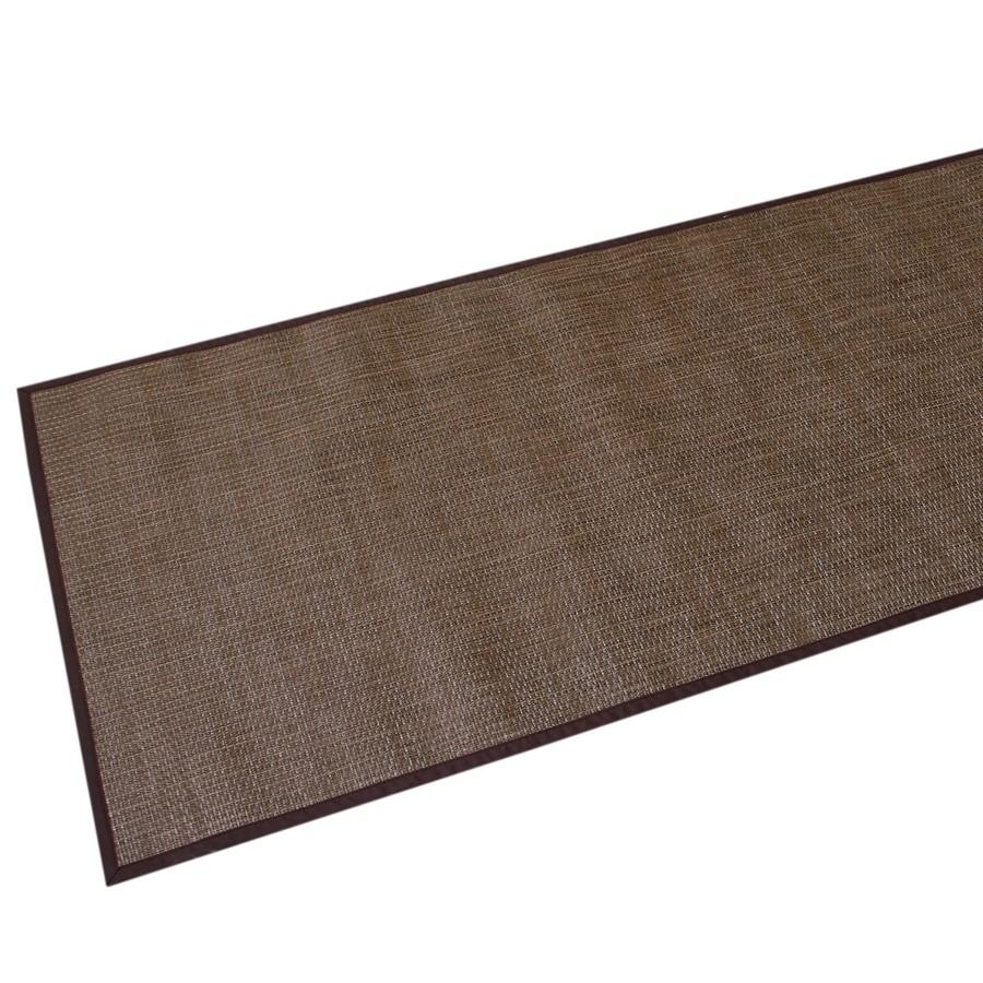 Alfombra de fibra para pasillo