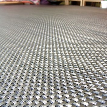Textura de la alfombra de vinilo