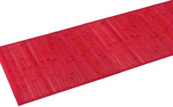 Alfombra de bambú para pasillos