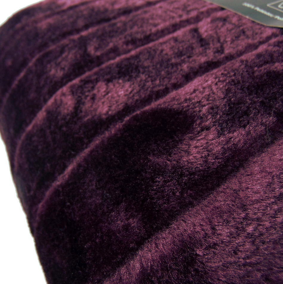 Manta de sofá de doble cara