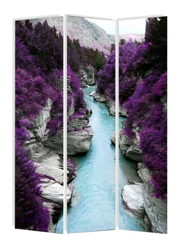 Biombo río