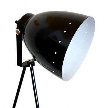 Lámpara con foco