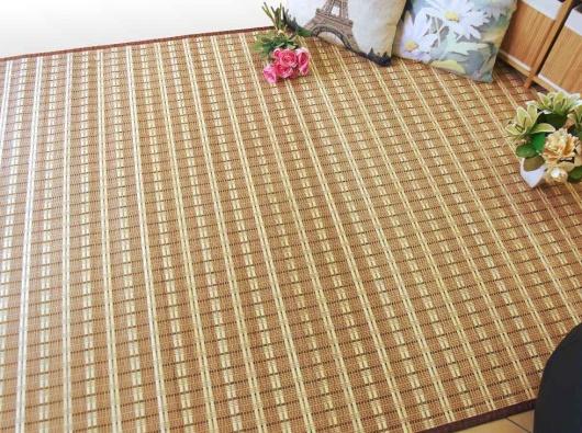 Alfombra de bambú 140x200