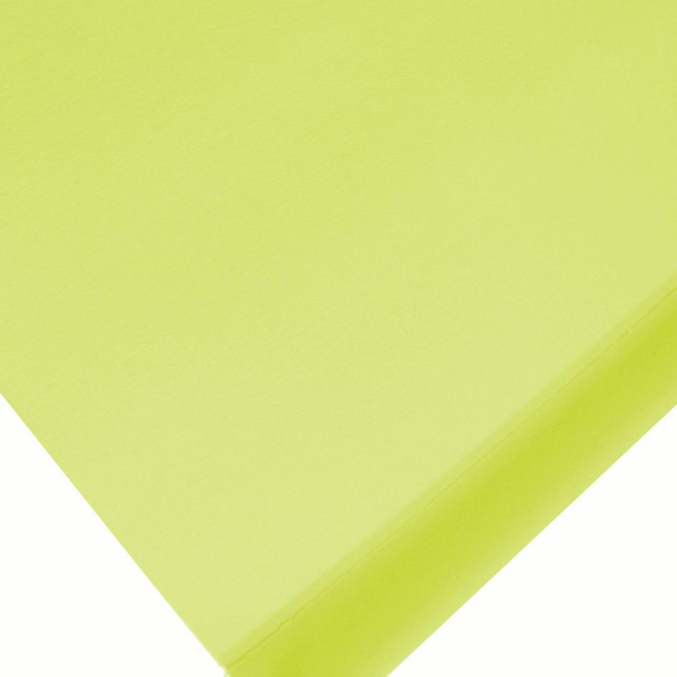 Estor liso verde