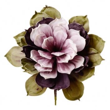 Gran flor artificial