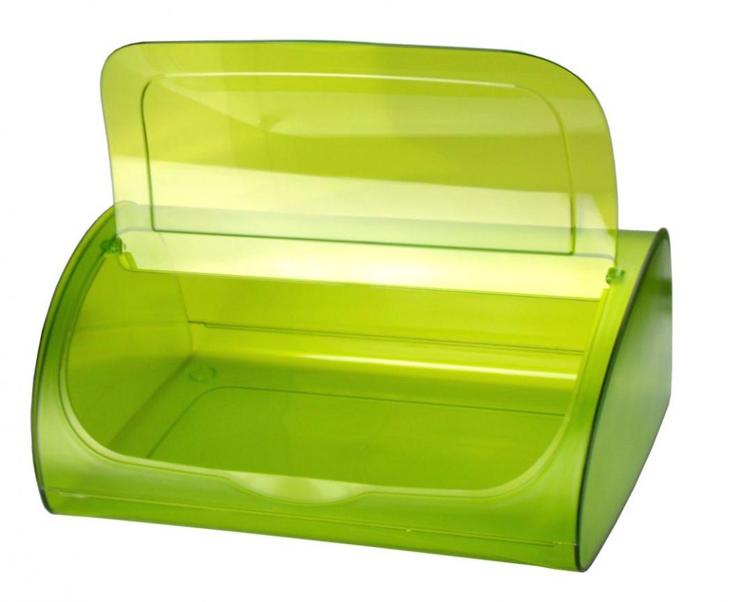 Panera verde con tapa