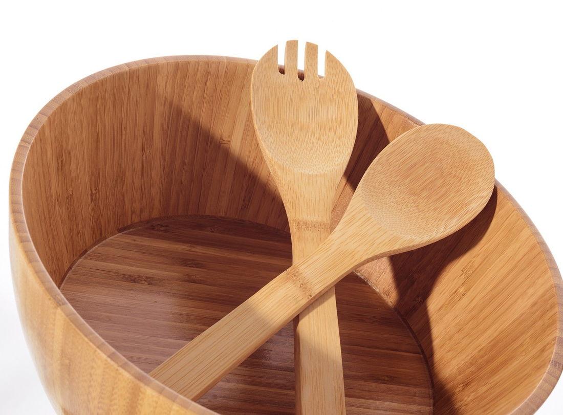 Ensaladera de madera