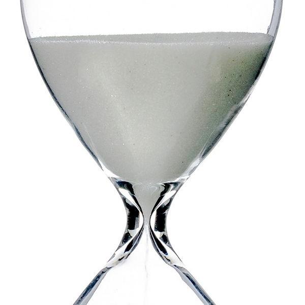 Reloj de arena de 15 minutos