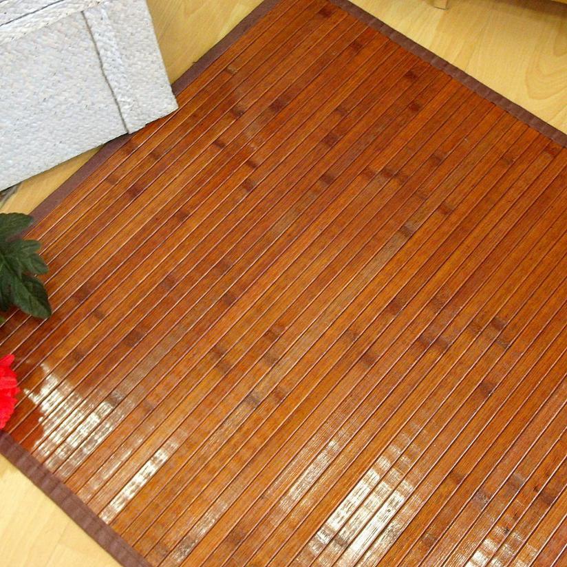 Alfombra de madera para pasillo