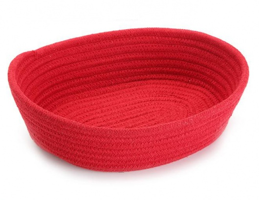 Cestito pongotodo rojo