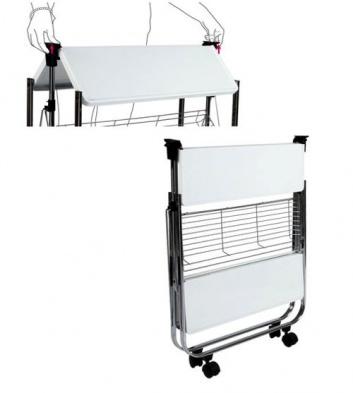 Mesa carrito auxiliar para cocina