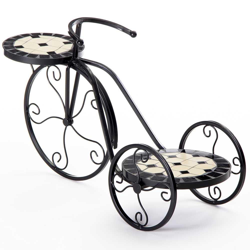 Triciclo decorativo