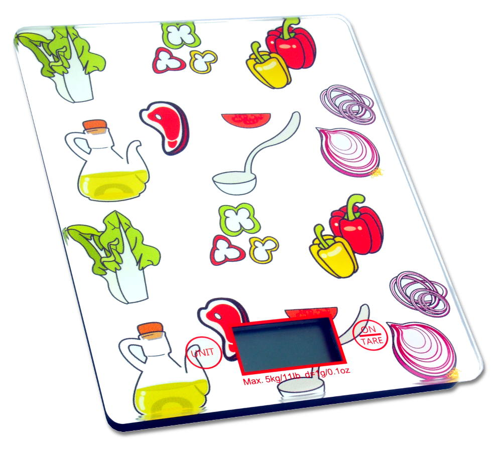 Báscula digital para cocina