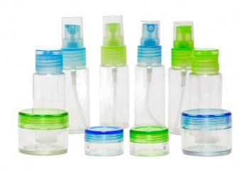 Kit líquidos para viajes