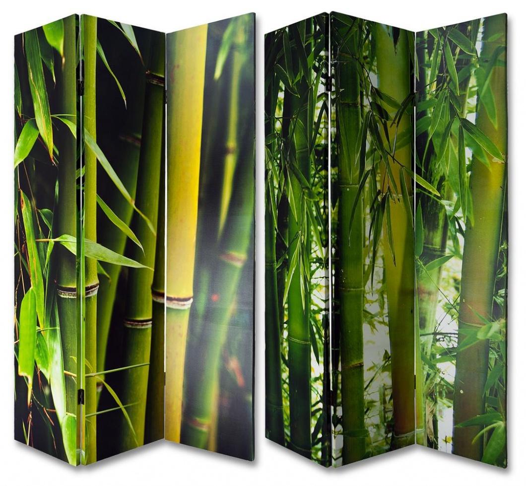 Biombo de lienzo fotoimpreso