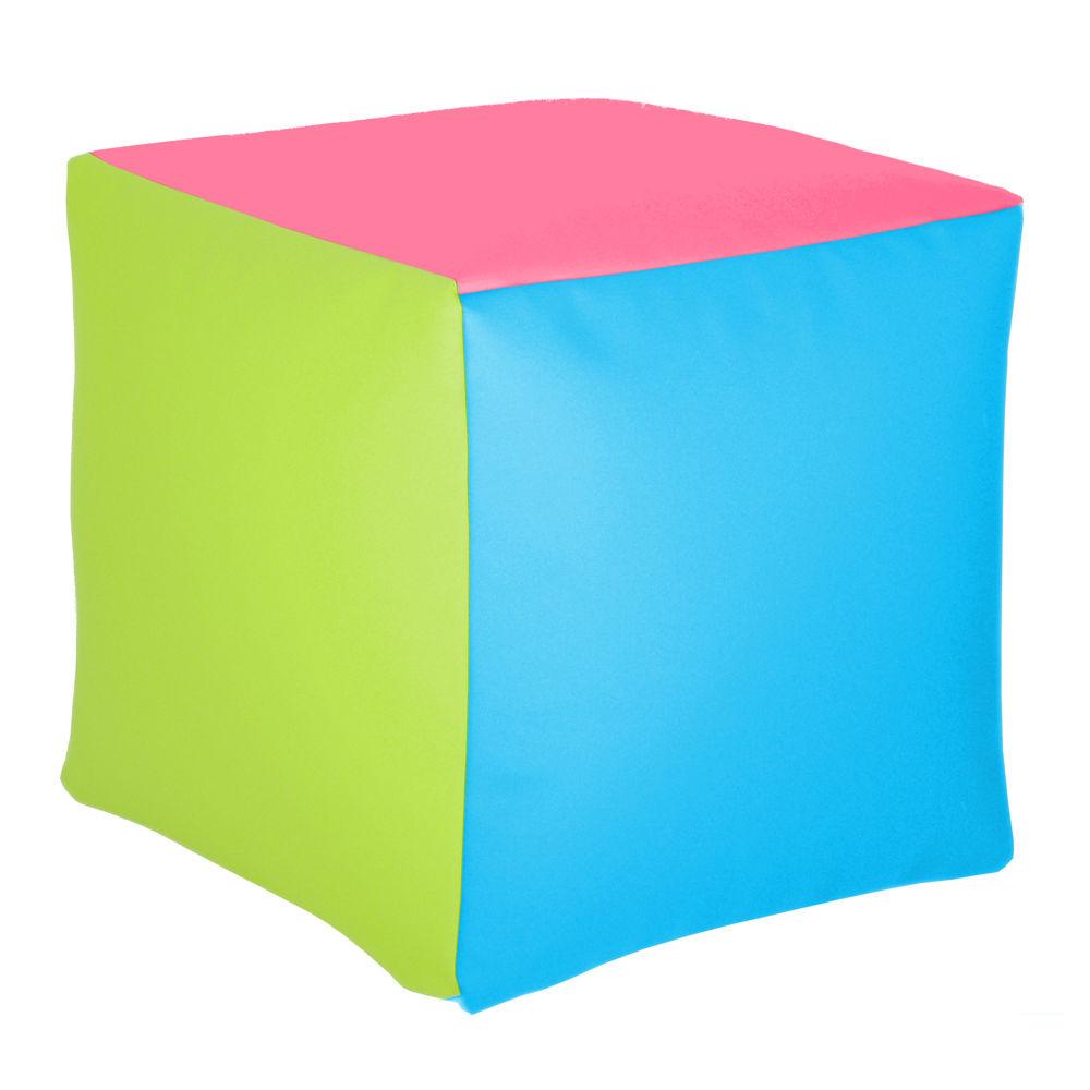 Puffs de colores personalizados