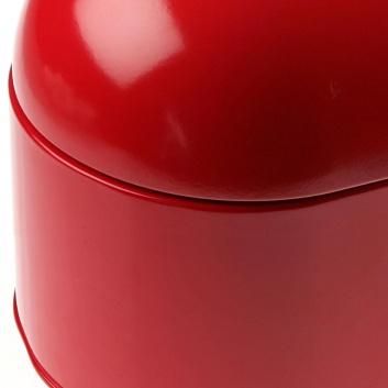 Caja para pan roja