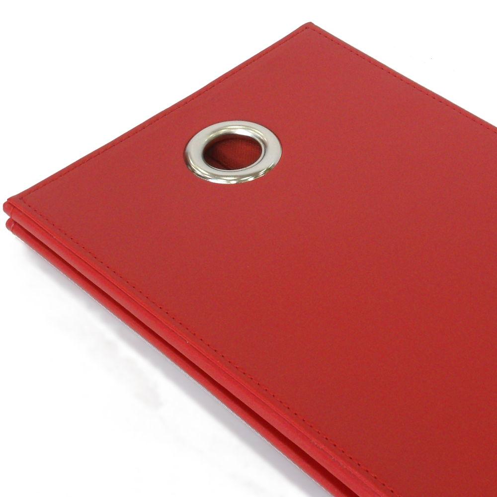 Paragüero rojo de polipiel