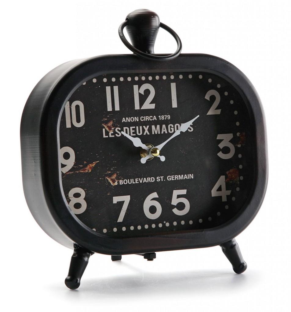 Reloj decorativo de sobremesa