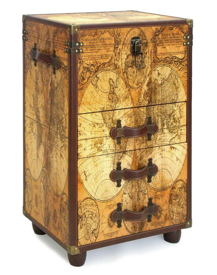 Mueble de ordenación con arcón