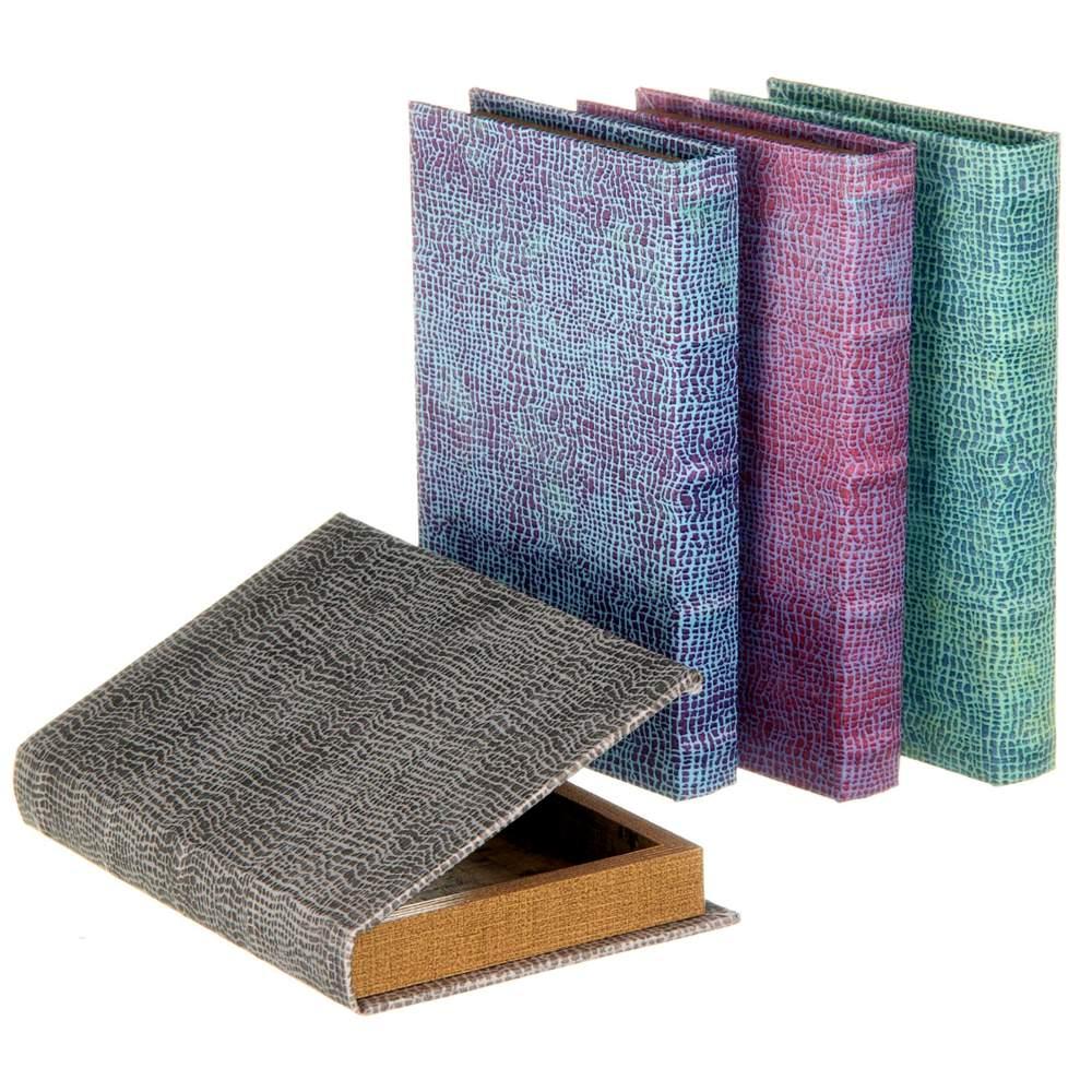 Libros caja surtidos