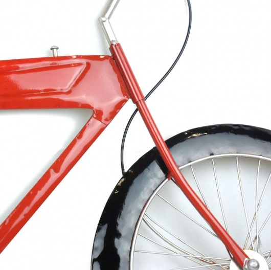 Aplique de bicicleta