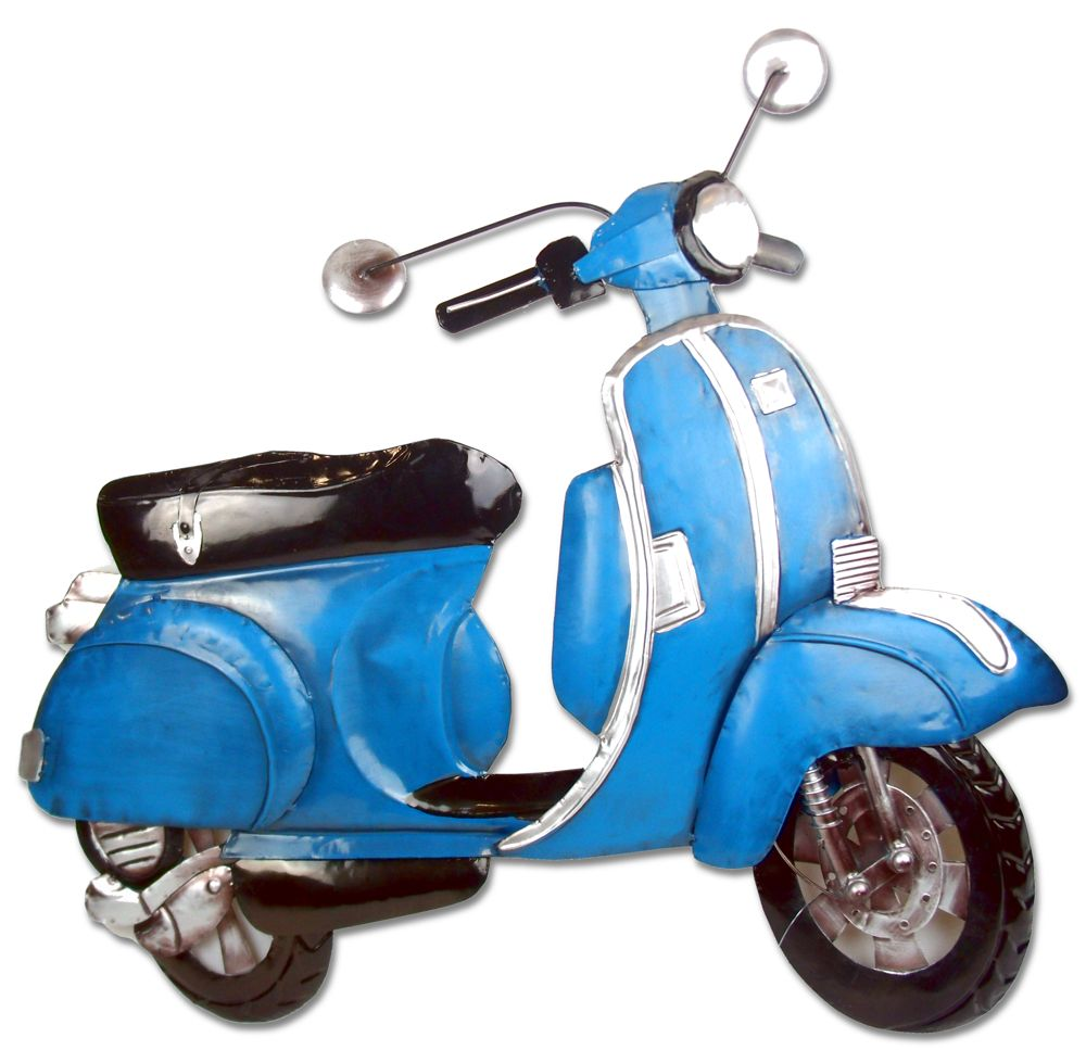 Aplique decorativo Scooter