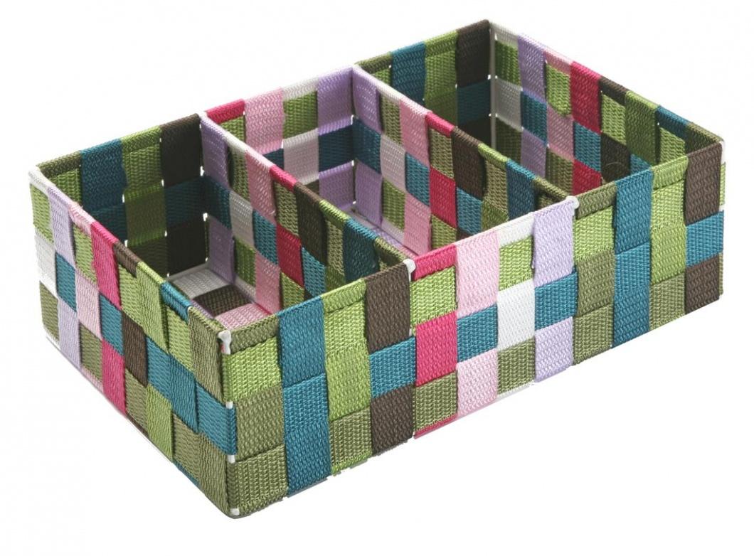 Caja verde de ordenación