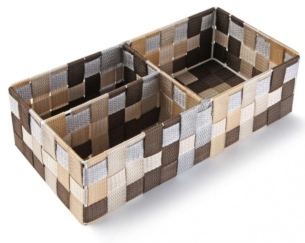 Caja de ordenación de fibra