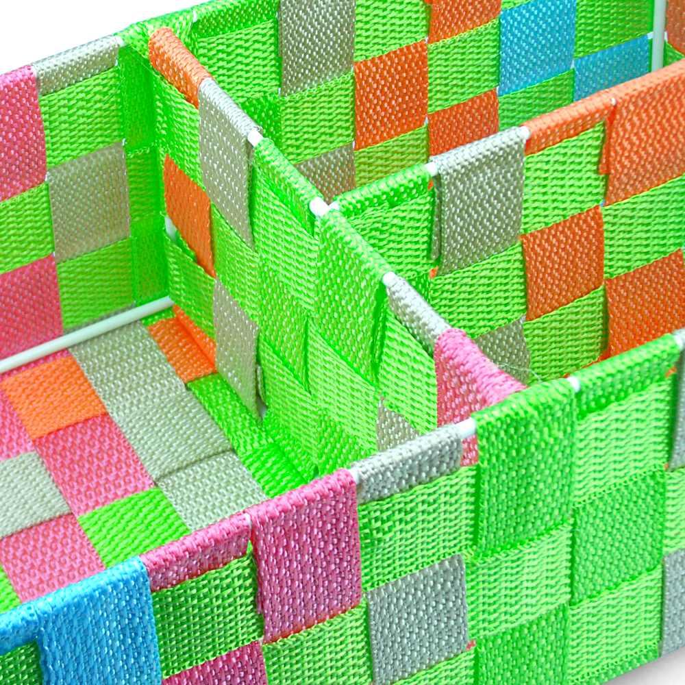 Cesta de fibra para armarios