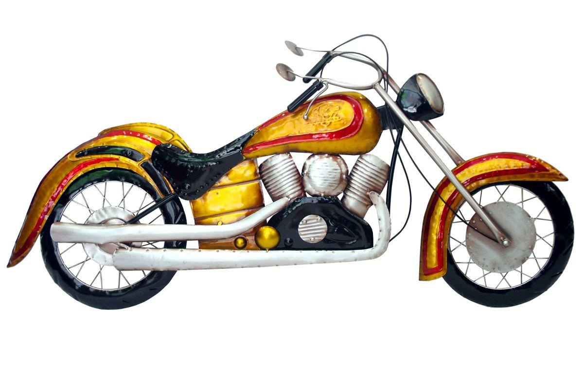 Aplique moto