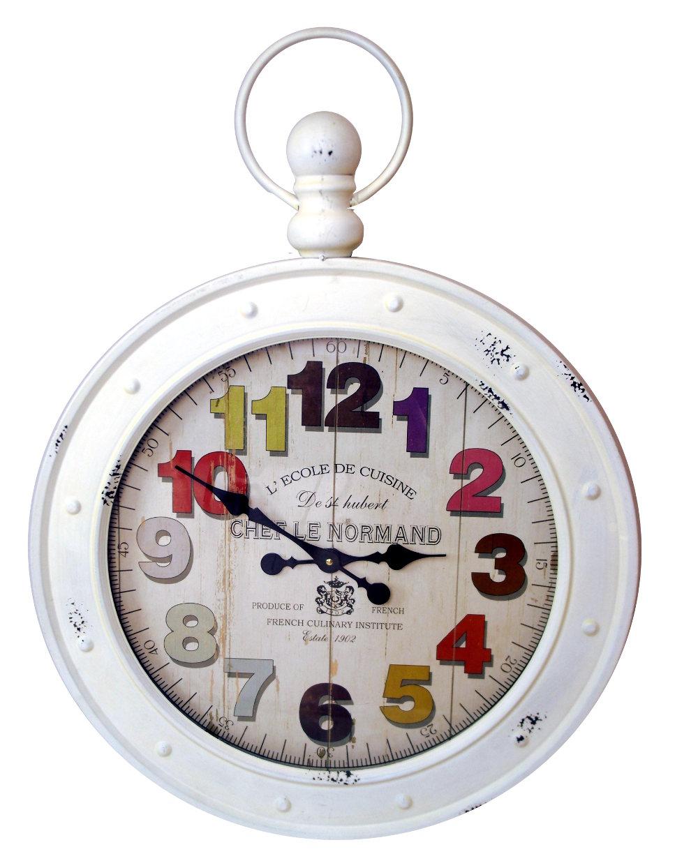 Reloj de pared de 75 cm