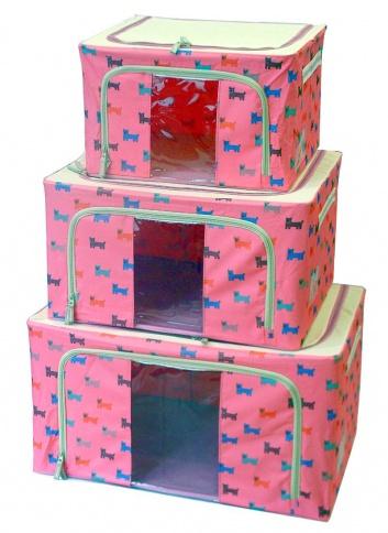 Cajas de ordenación combinables