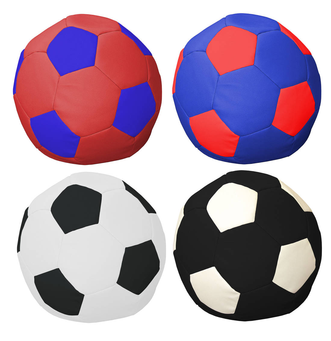 Puffs balón personalizables