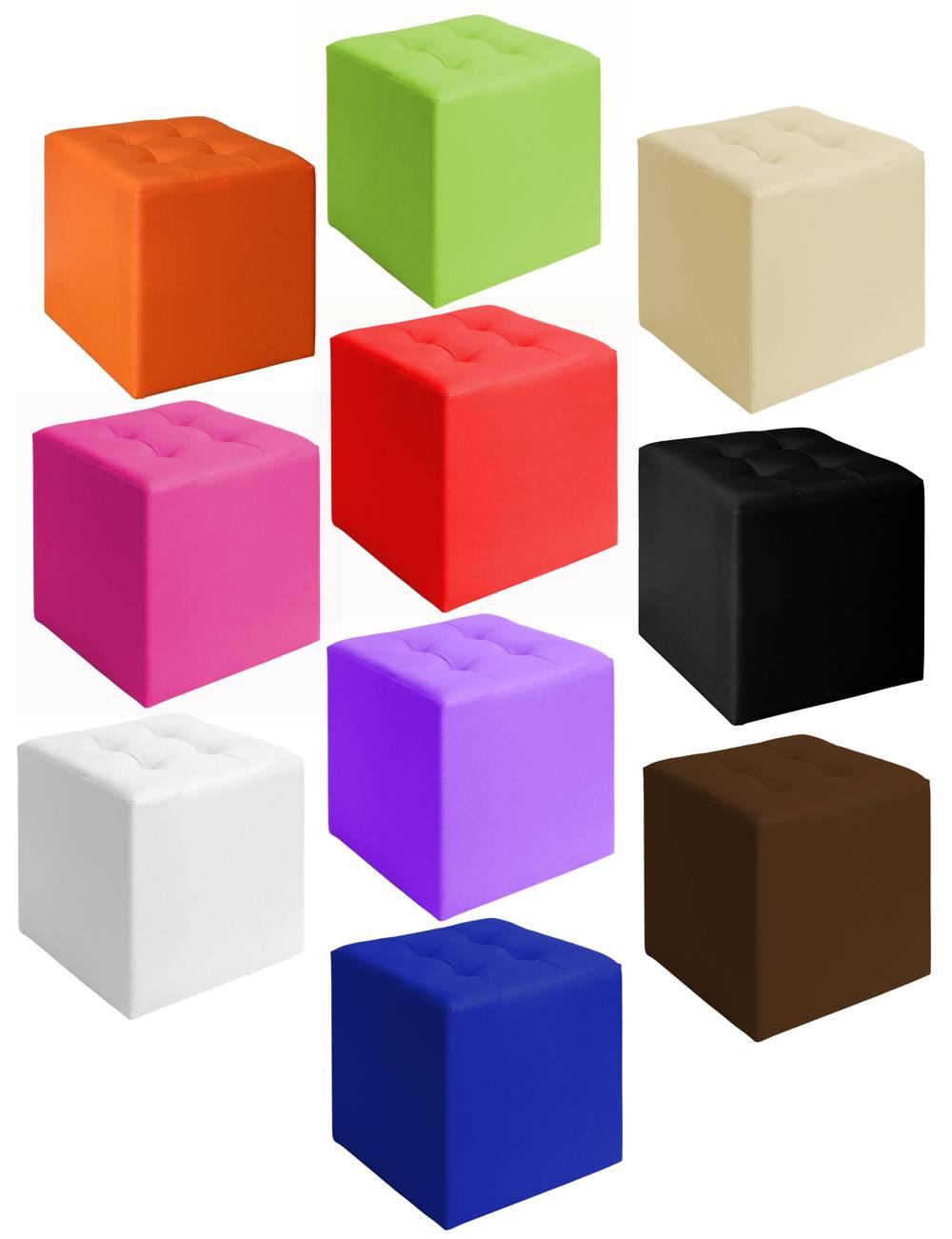 El puff cuadrado se vuelve r gido blog de latiendawapa for Puff cuadrados