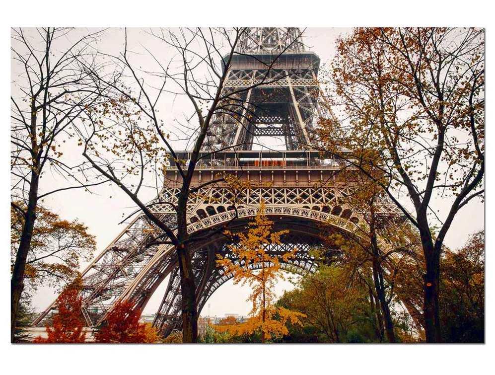 Cuadro gran formato Torre Eiffel