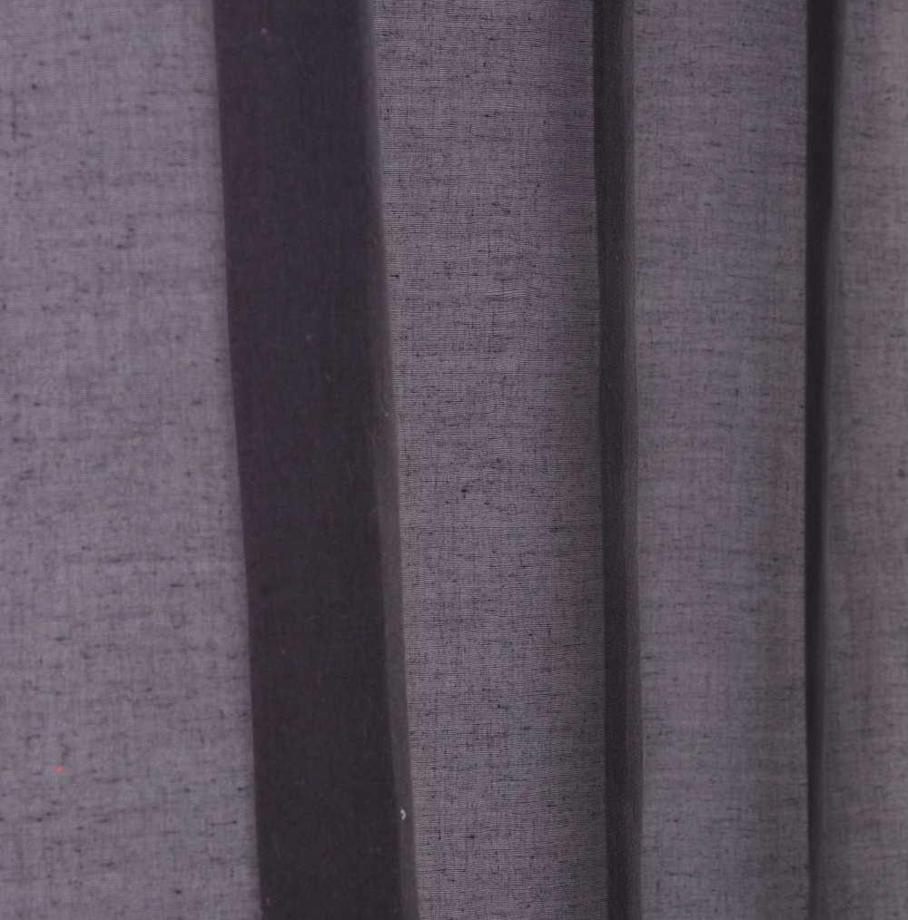 Visillos en colores lisos