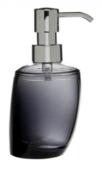 Dispensador de jabón transparente