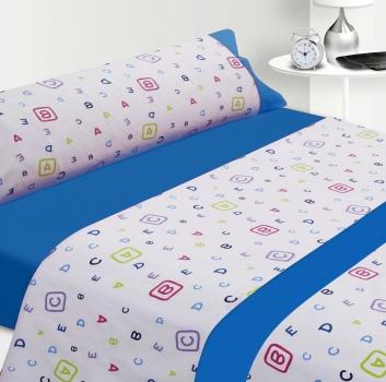 Juego de sábanas para niños