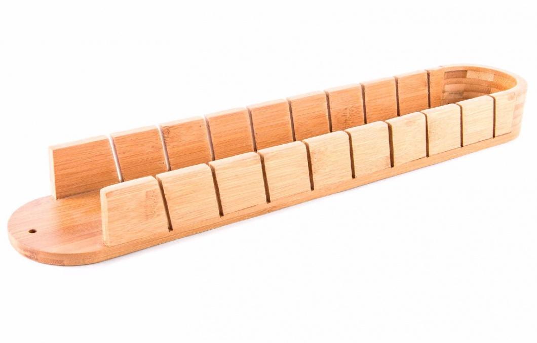 Tabla de cortar barras de pan