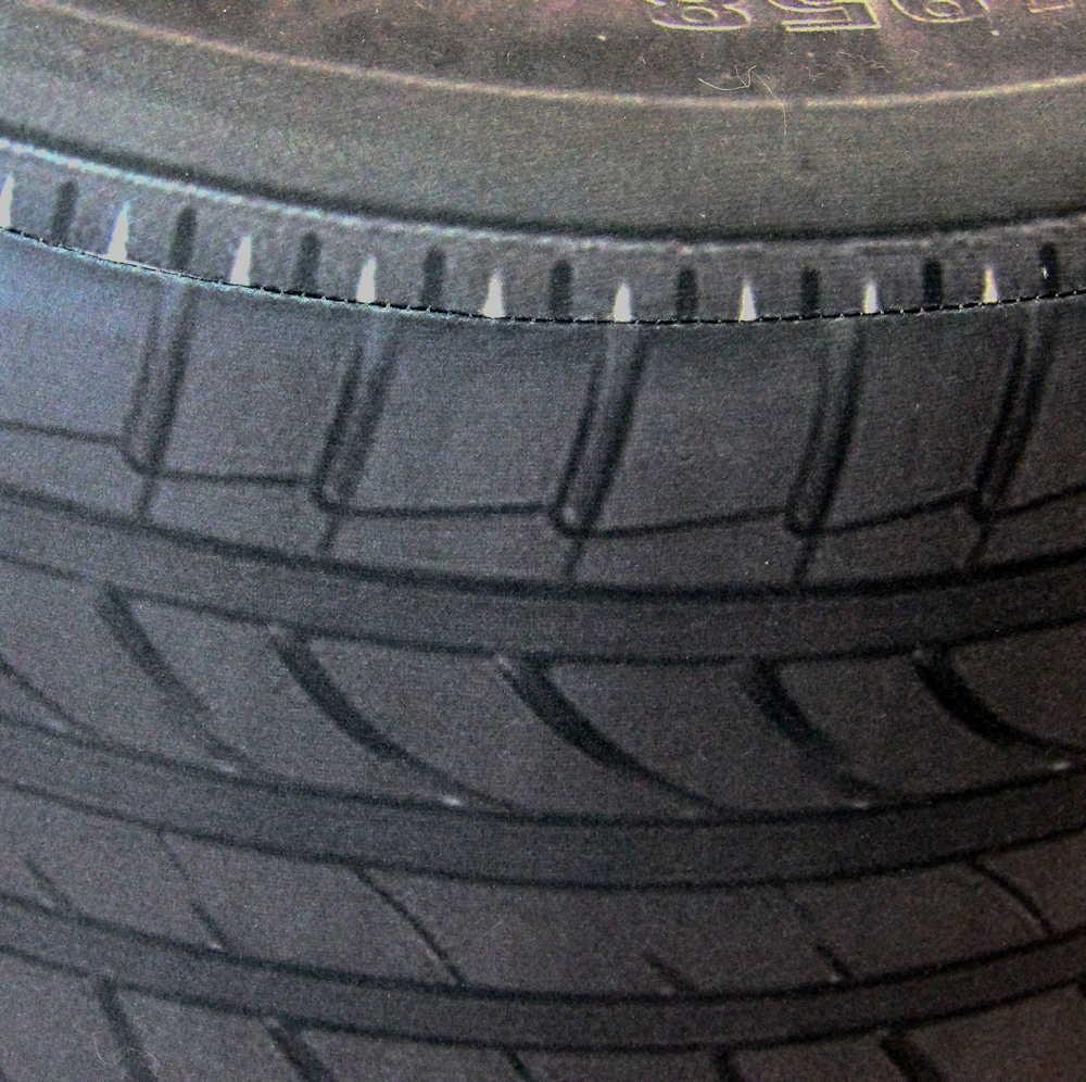 Puff rígido forma neumático