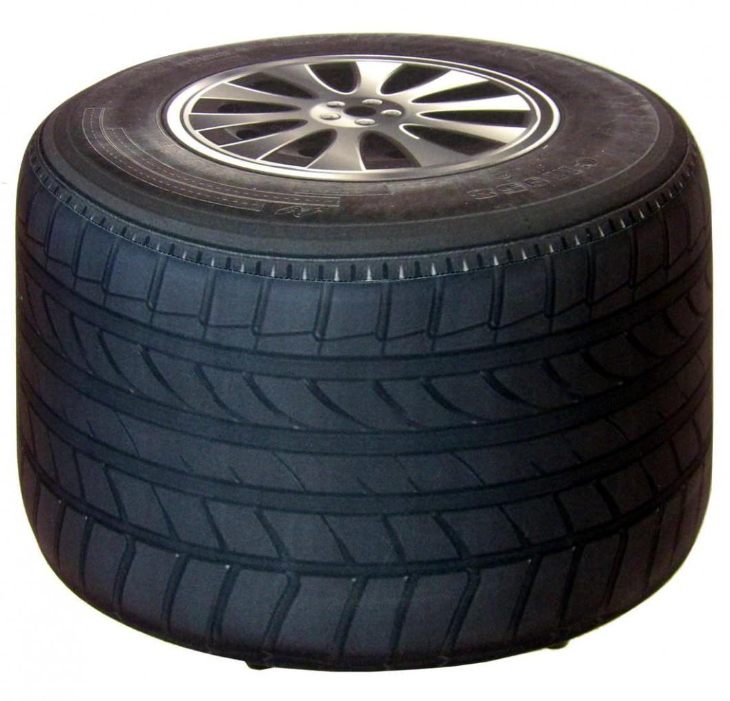Puff de neumático