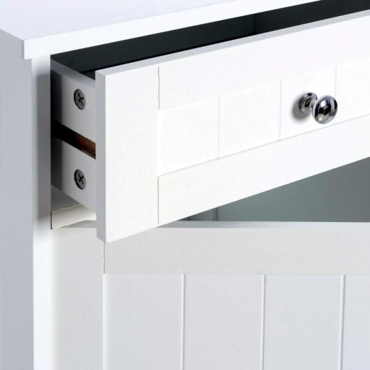 Mueble de ordenación blanco