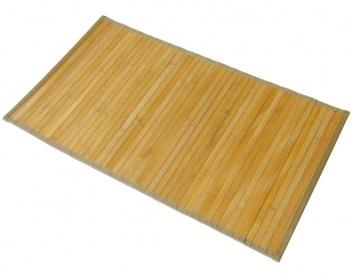 Estera de madera de bambú