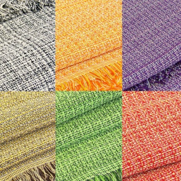 Cobertores multicolor