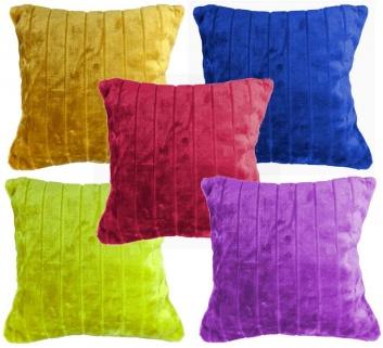 Cojines de varios colores