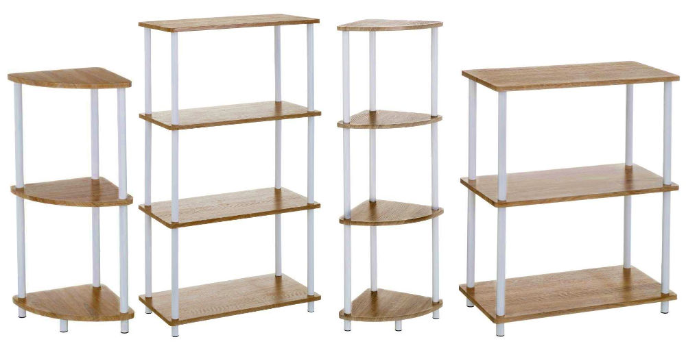 Estas estanter as auxiliares son la envidia de los robles for Estanteria auxiliar cocina